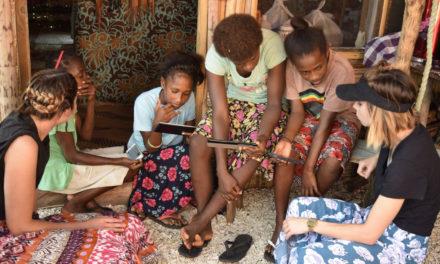 Student's humanitarian spirit helps make global impact
