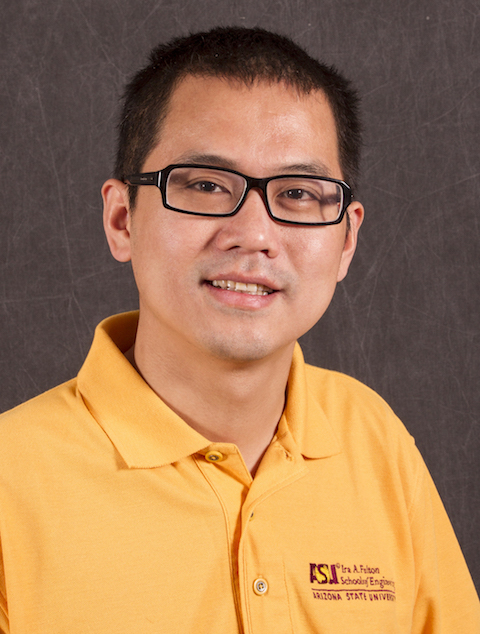 Portrait of Hanghang Tong
