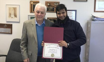 USPCAS-E scholar collaborates on solar research, benefits Arizona and Pakistan