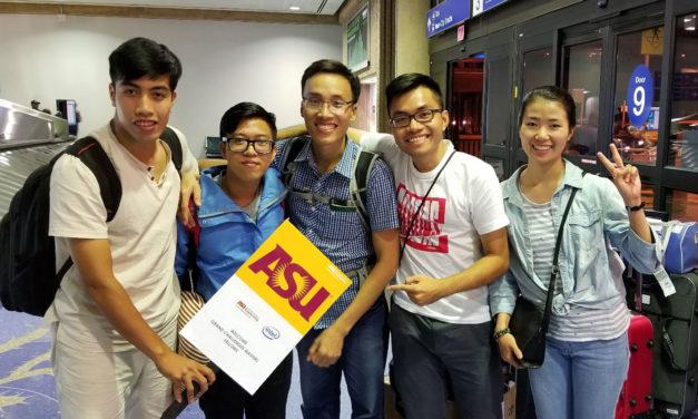 Vietnamese scholars study at ASU to advance Ho Chi Minh City's Smart City efforts