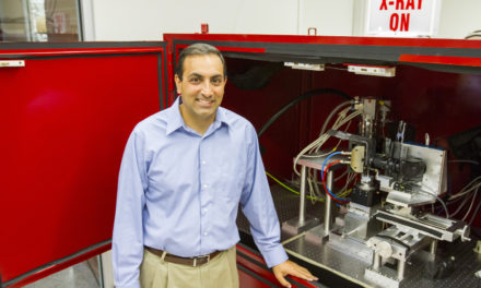 Chawla's research honored by international materials science society