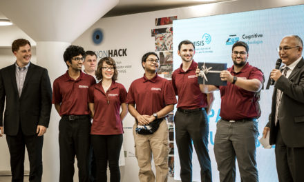 ASU hacks the competition in Moscow hackathon