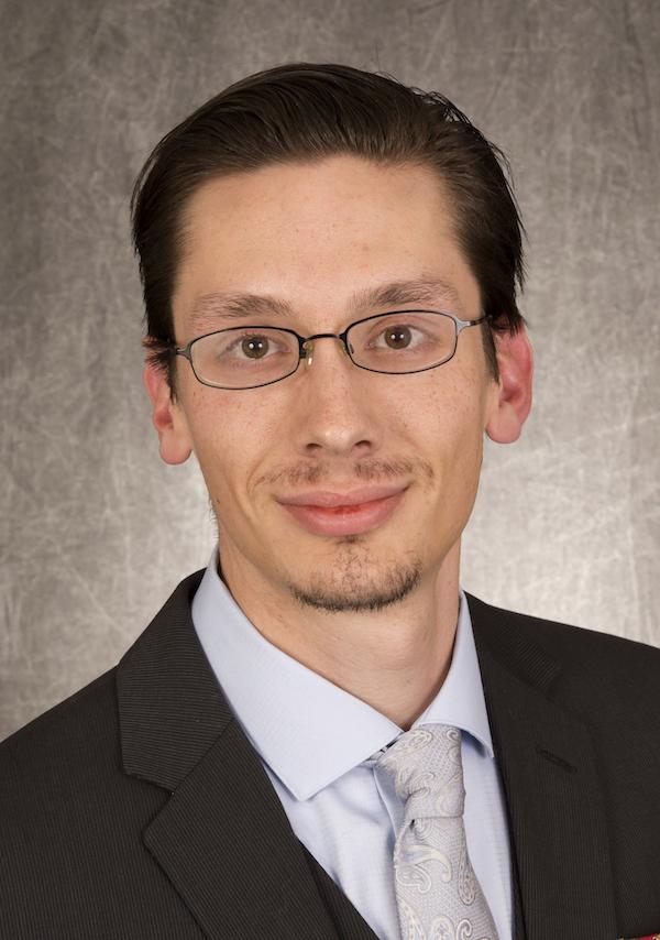Portrait of Jacob Clenney