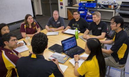 Engineering Education Systems and Design program sets game-changing goals