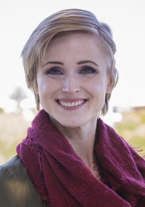 Portrait of Carly Thalman