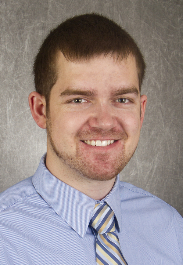 Portrait of Kevin Tyler