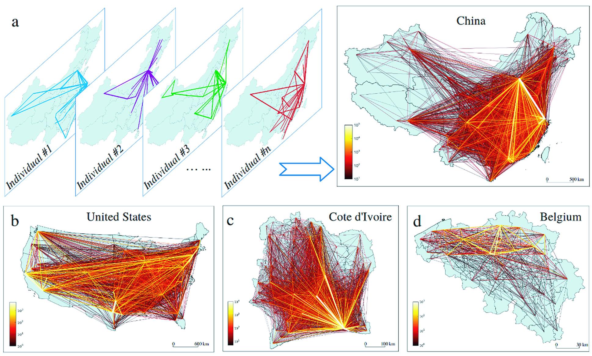 ASU Professor Ying-Cheng Lai human mobility research