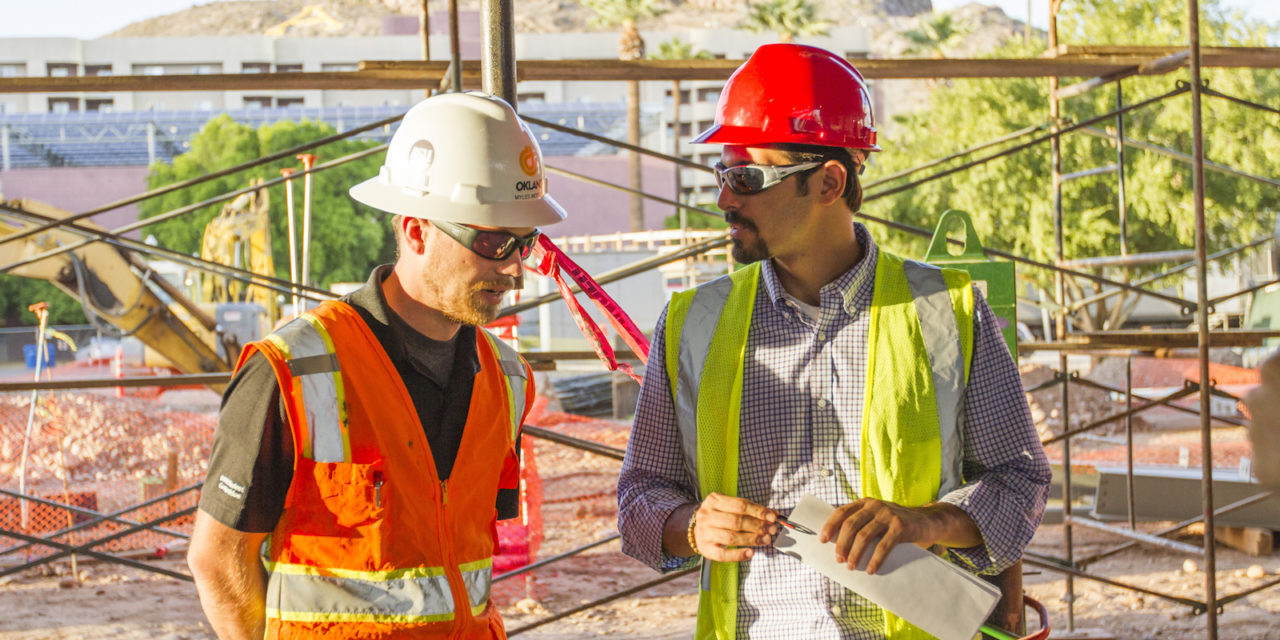 Leading the way on creative collaboration in construction project management