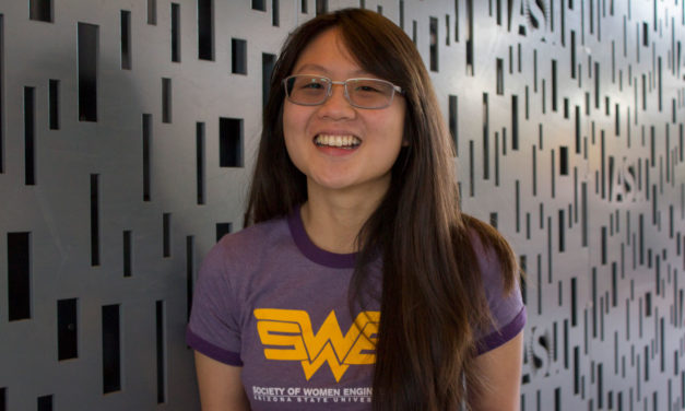 Recent grad seeks to make a difference for her country through solar energy