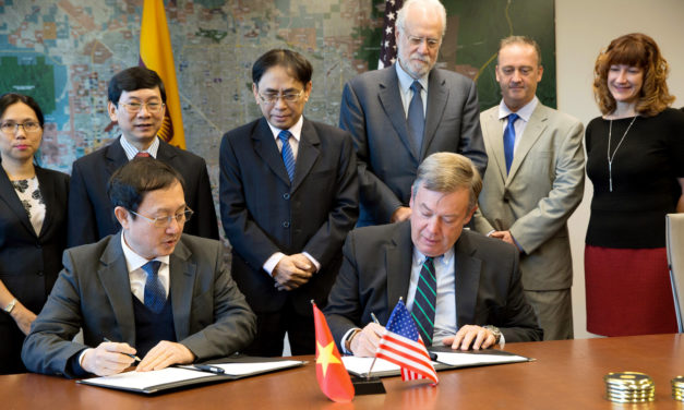 ASU sets stage to expand productive collaborations with Vietnam's higher education leaders