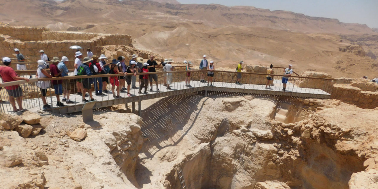 Educational excursion: Faculty members seeking insights in Israel