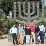 Fulton Schools faculty members took educational sojourn to Israel