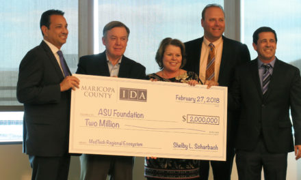 ASU accepts $2M grant to prepare workers for MedTech jobs