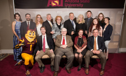 Leading national philanthropists make a difference at ASU