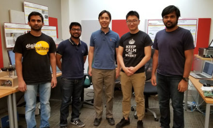 ASU Meteor Studio makes big impact at mobile computing research conference