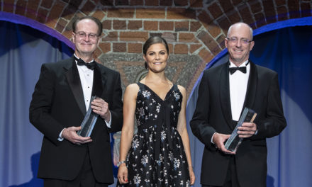 Pioneering biotechnology researcher honored with Stockholm Water Prize