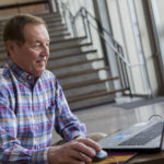 Gone tutoring: Retired engineer helps students reel in success