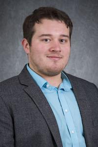 portrait of Ethan Marschall