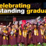Meet the Fulton Schools' outstanding graduates of Spring 2018