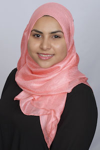 Portrait of Yasmine Hassan
