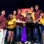 Classmates battle for title as Fulton Schools team wins Academic Bowl