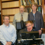 Giving voice to genius: Helping Hawking speak