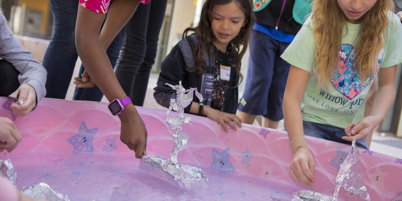 Inspiring the next generation of female engineers at ASU