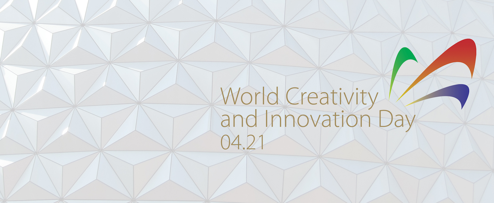 Graphic that says World Creativity and Innovation Day