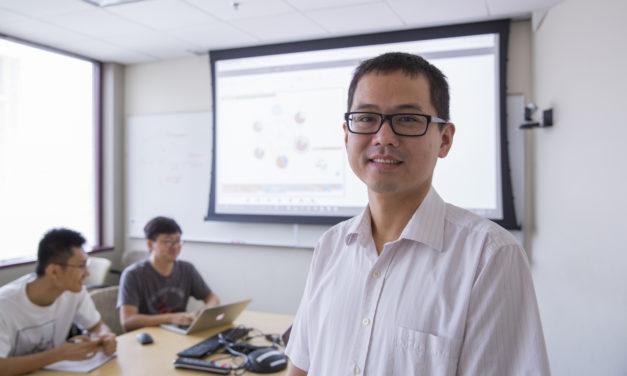Designing algorithms for better data analysis and stronger networks