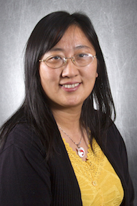 Portrait of Theresa Wu