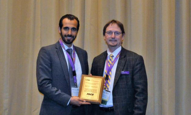 ASU cements status as a top construction program at 2018 Construction Research Congress