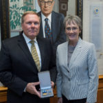 ASU engineering professor receives highest civilian award from U.S. Air Force