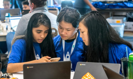 SPARK App League prepares students for jobs of the future