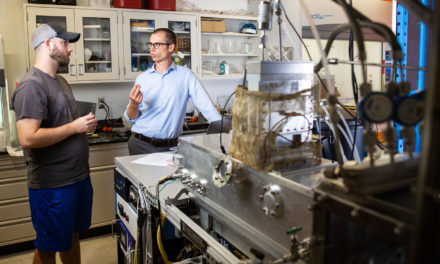 ASU researcher earns Moore Inventor Fellowship with nanoparticle coating tool