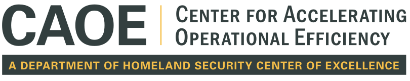 logo for Center for Accelerating Operational Efficiency