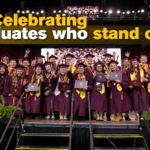 Meet the Fulton Schools' outstanding graduates of Fall 2018