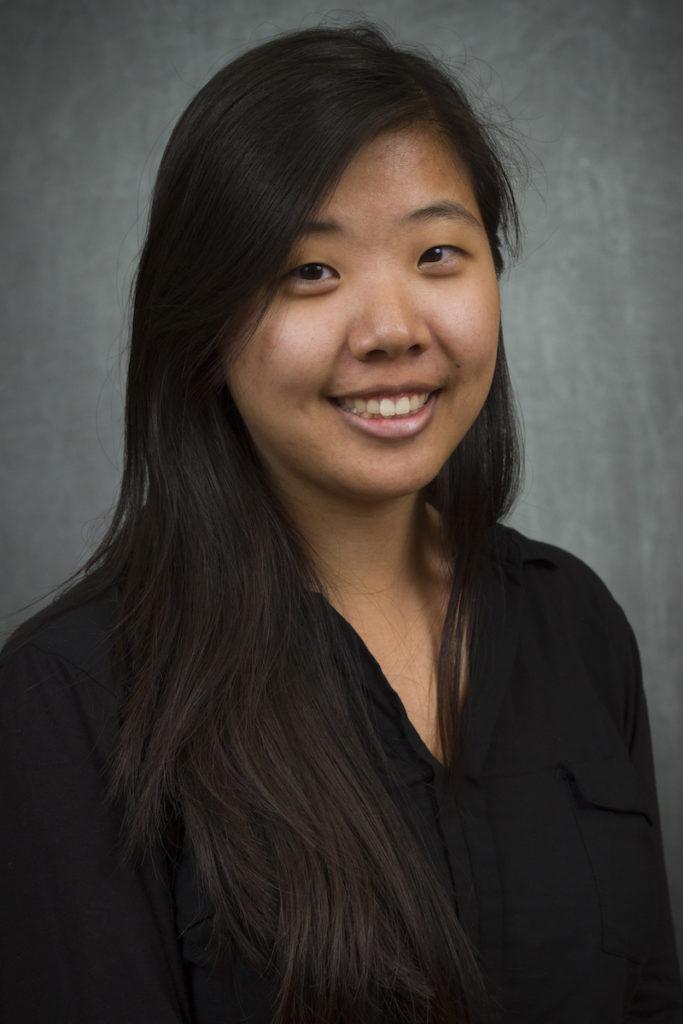 portrait of Julia Liu