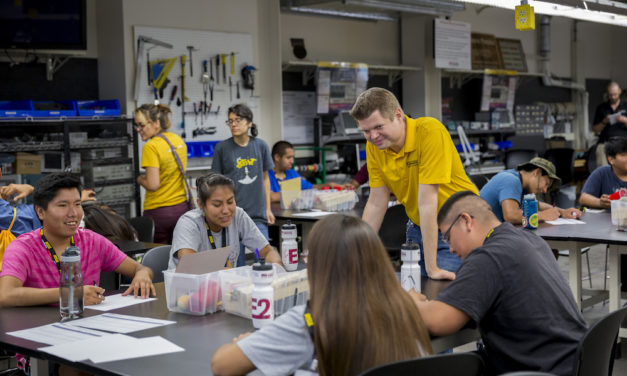 Cultural relevance laying foundation for meaningful engineering education