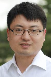 portrait of Suhang Wang