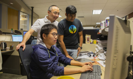 Students' fresh perspectives lead ASU researcher to success