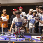 Education in action: <em>FIRST</em> LEGO League competition brings out joy of learning