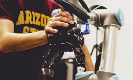New master's program focuses on robotics, autonomous systems