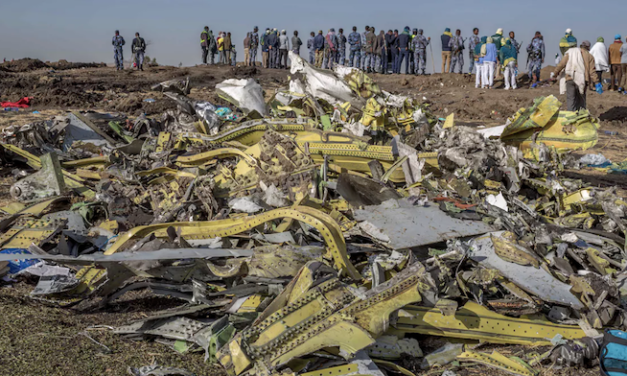 Automated control system caused Ethiopia crash, flight data suggests