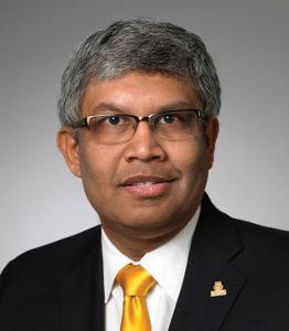 portrait of Janaka Ruwanpura