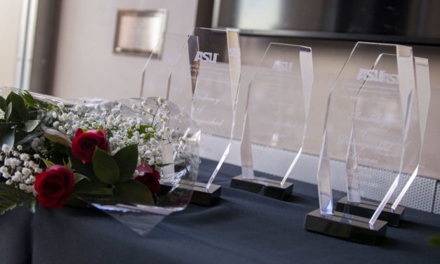 Distinguished service and excellence in civil engineering and construction earn honors