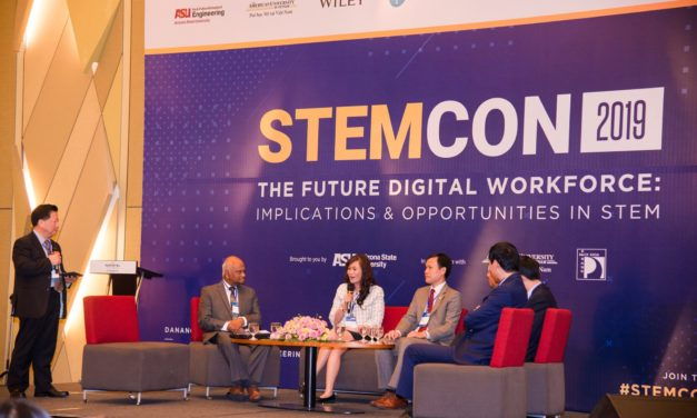 STEMCON Vietnam to raise Vietnam's competence in STEM