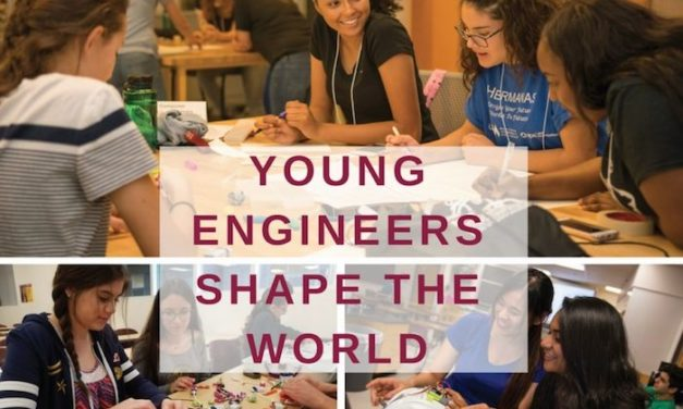ASU's Young Engineers Shape the World program inspiring students