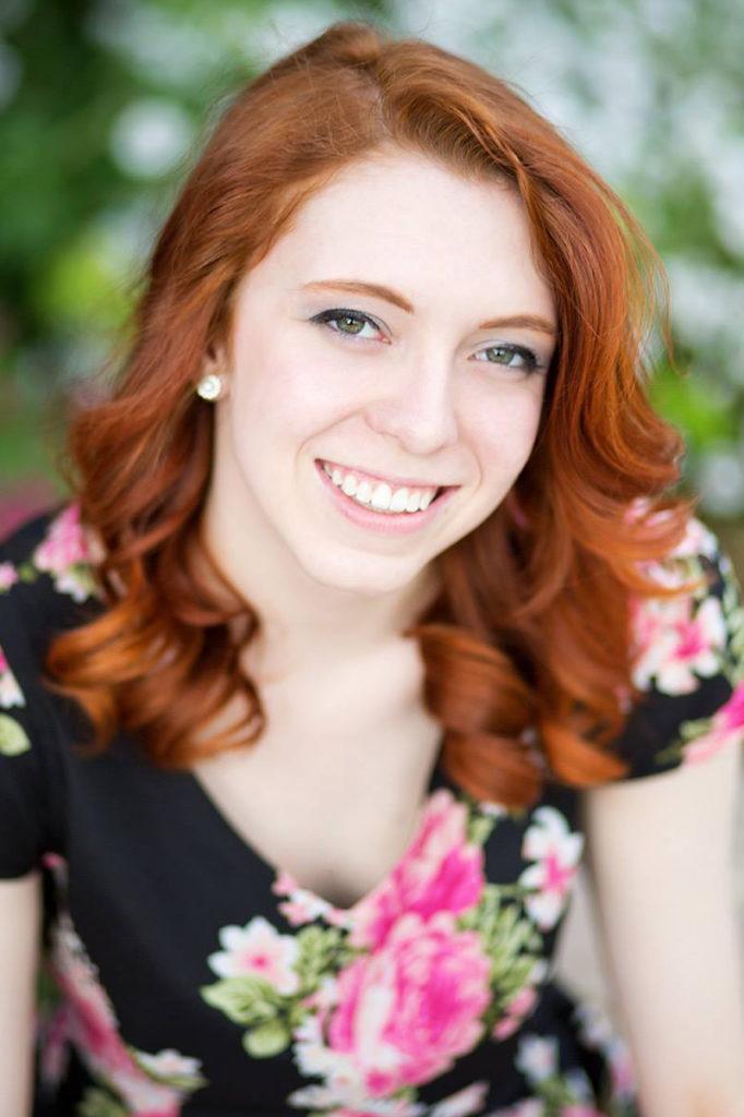 portrait of Claire Jordan
