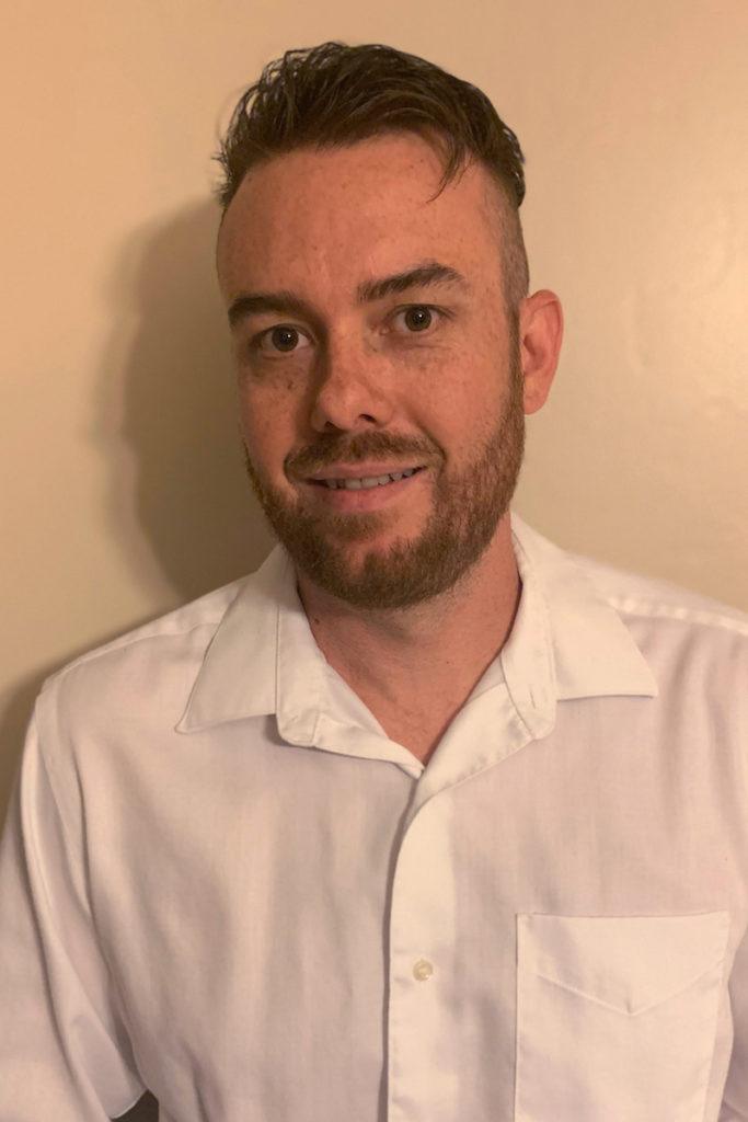 portrait of Corey Pearse