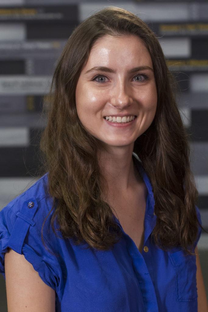 portrait of Marielle Debeurre